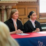 St Mary's law programmes take part in moot with guest judge Evelyn Ofori-Koree