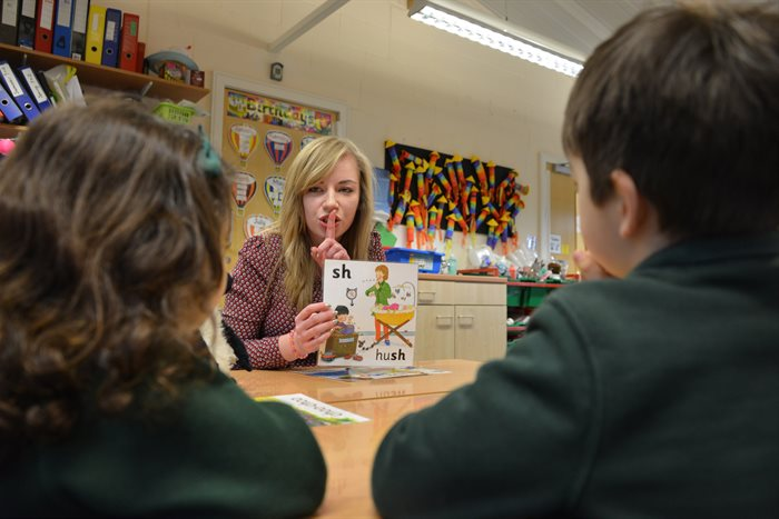 Image: St Mary's Institute of Education Rated Outstanding by Ofsted