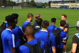 Chelsea FC Foundation Coaching and Development | Football Coaching