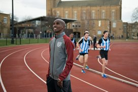 The Sir Mo Farah Athletics Track