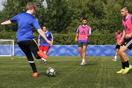 Chelsea Football Club Foundation Coaching and Development (Top-up) BSc (Hons)