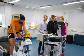 Applied Sport and Exercise Physiology MSc, PGDip, PGCert