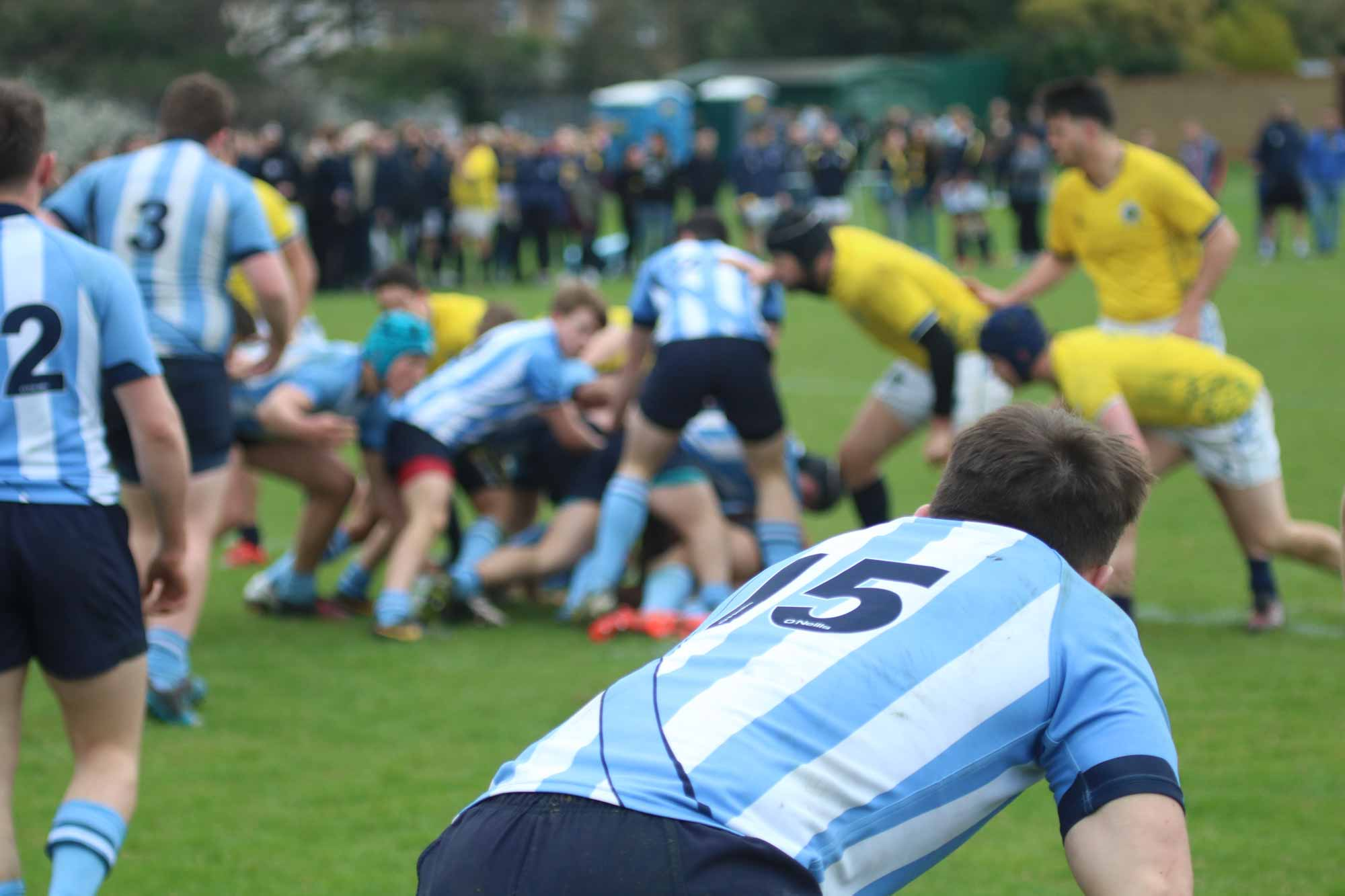 St Mary's Students Selected for England Rugby 7s Academy