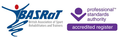 The British Association of Sport Rehabilitators and Trainers logo