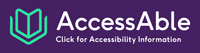 AccessAble logo: click to via accessibility information