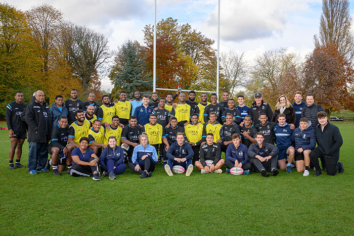 St Mary's Rugby Squads Get Exclusive Access to Fiji Rugby Training Session