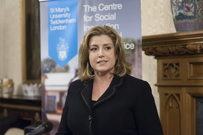 Penny Mordaunt, Minister of State for Disabled People, Work and Health