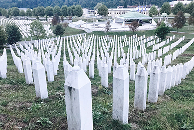 Blog: Bosnia: Genocide 25 years on