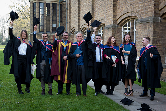 Students Graduate from St Mary's Inaugural International Business Management Masters Programme