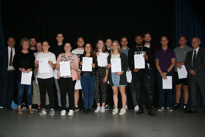 St Mary's Students Recognised for Research Projects