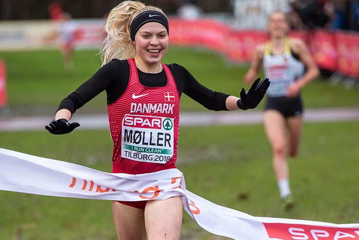 Image: St Mary's Student Retains European Cross Country Title