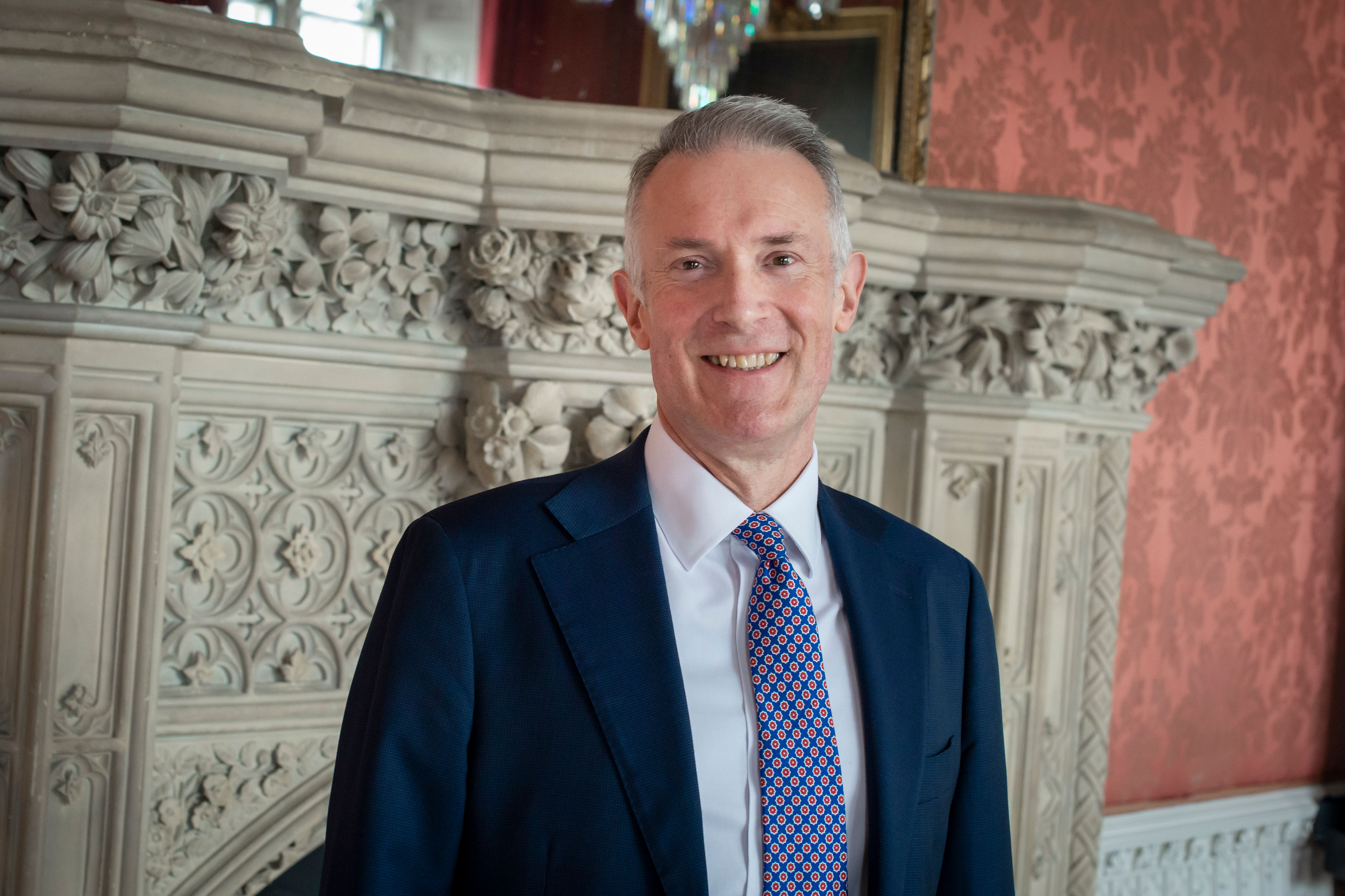 New Vice-Chancellor Joins St Mary's