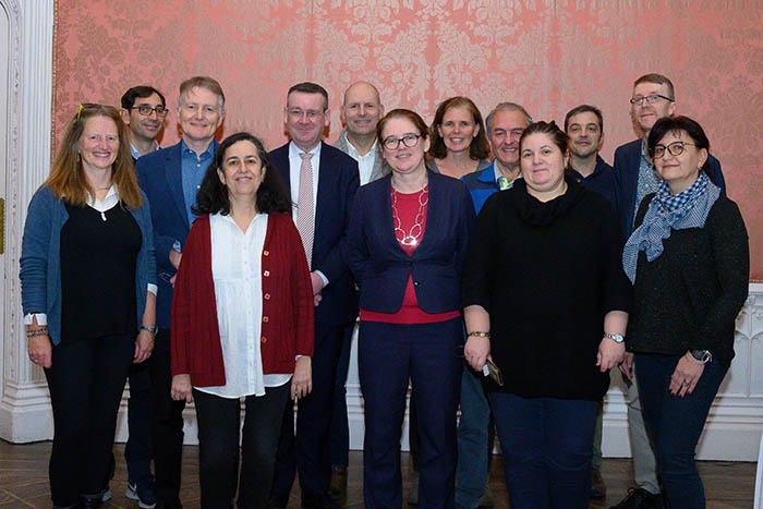 St Mary's Hosts Erasmus+ Kick Off Meeting
