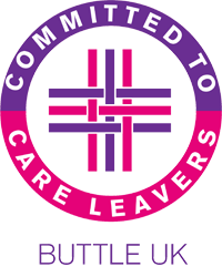 buttle-uk-quality-mark-for-care-leavers-logo